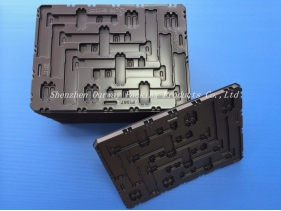 Antistatic PET Packaging Tray for Electronic
