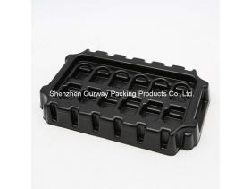 Thick PP Thermoformed Tray for Electronic