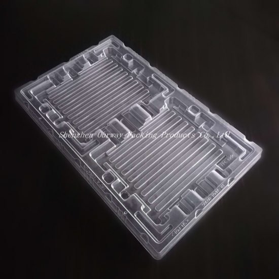 Electronic Component Packaging Tray