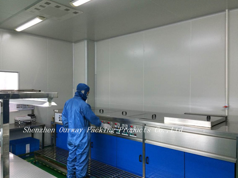 10000 Class Clean Room