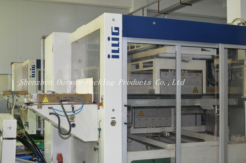 ILLIG Automatic Vacuum Forming Machine(Made in Germany)